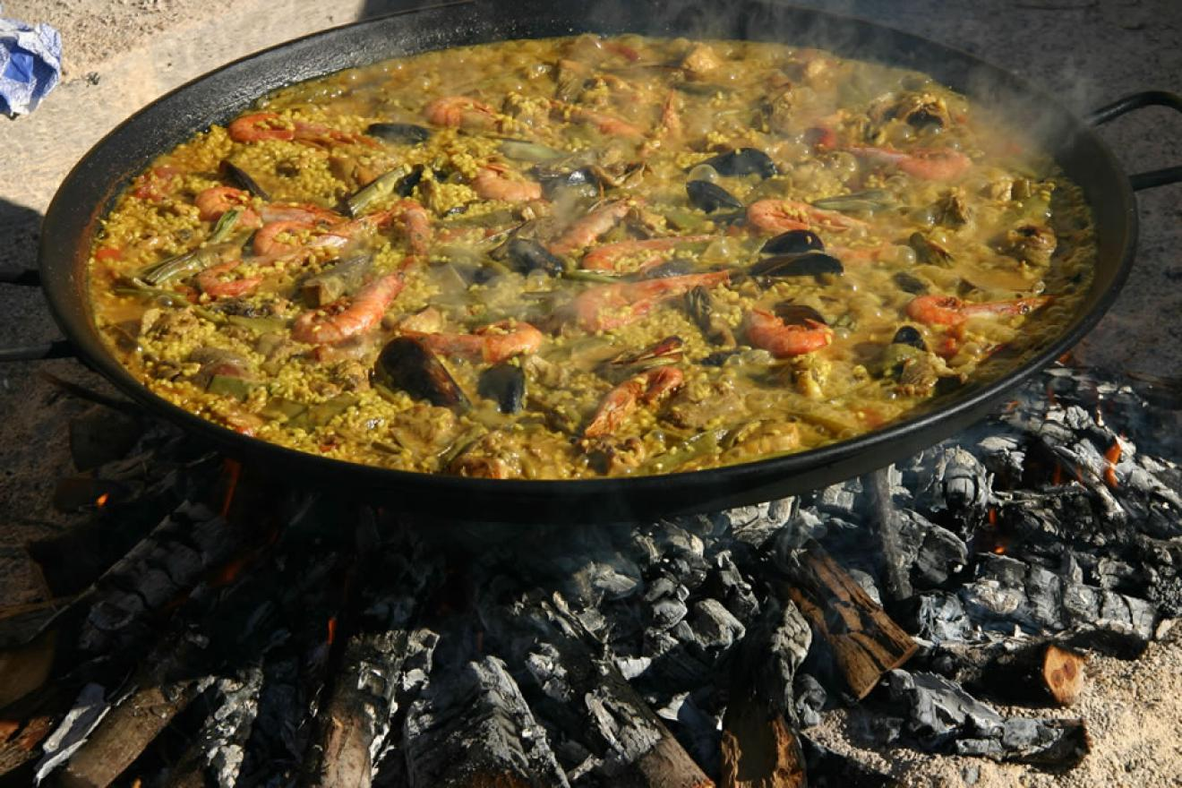 Tag der Paellas in Benicassim