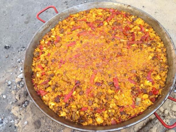 Day of Paellas in Cheste