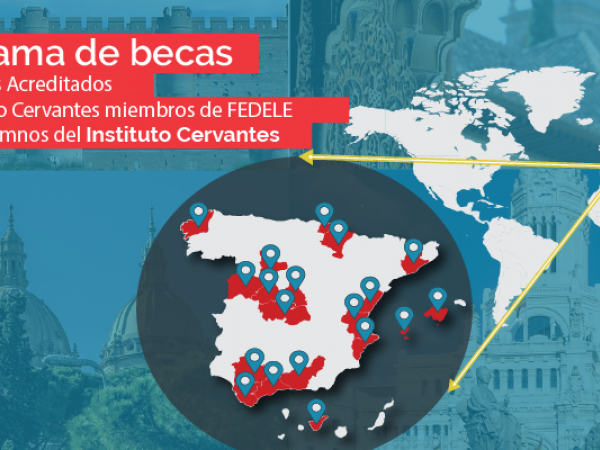 Scholarship programme for Instituto Cervantes students