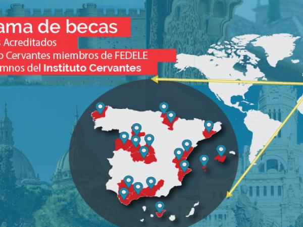 Program stypendialny dla studentów Instituto Cervantes