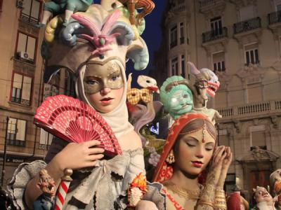 Crema Fallas of Valencia 4