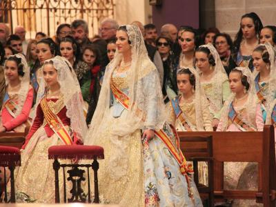 Fallas of Valencia and the Mass of the Virgin 2