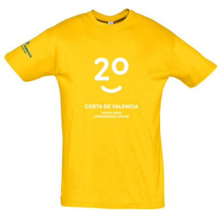 T-Shirt 20th anniversary