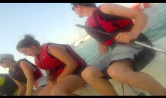 Costa de Valencia, Spanish language school on sailing course