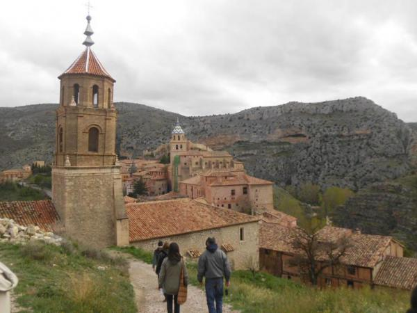 Albarracín e Teruel