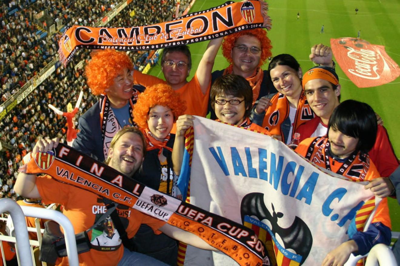 Partidos Valencia C.F-1