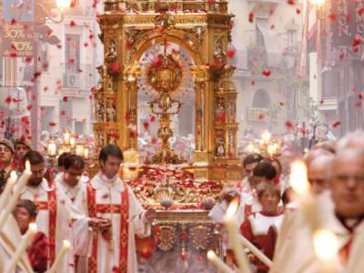 Tradiciones del Corpus